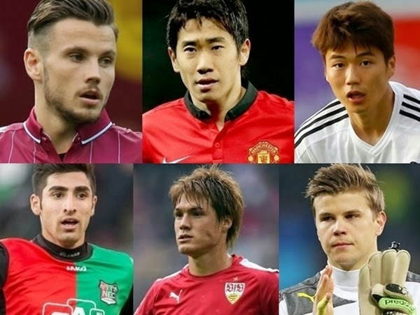 Top 6 handsome players from the AFC Asian Cup