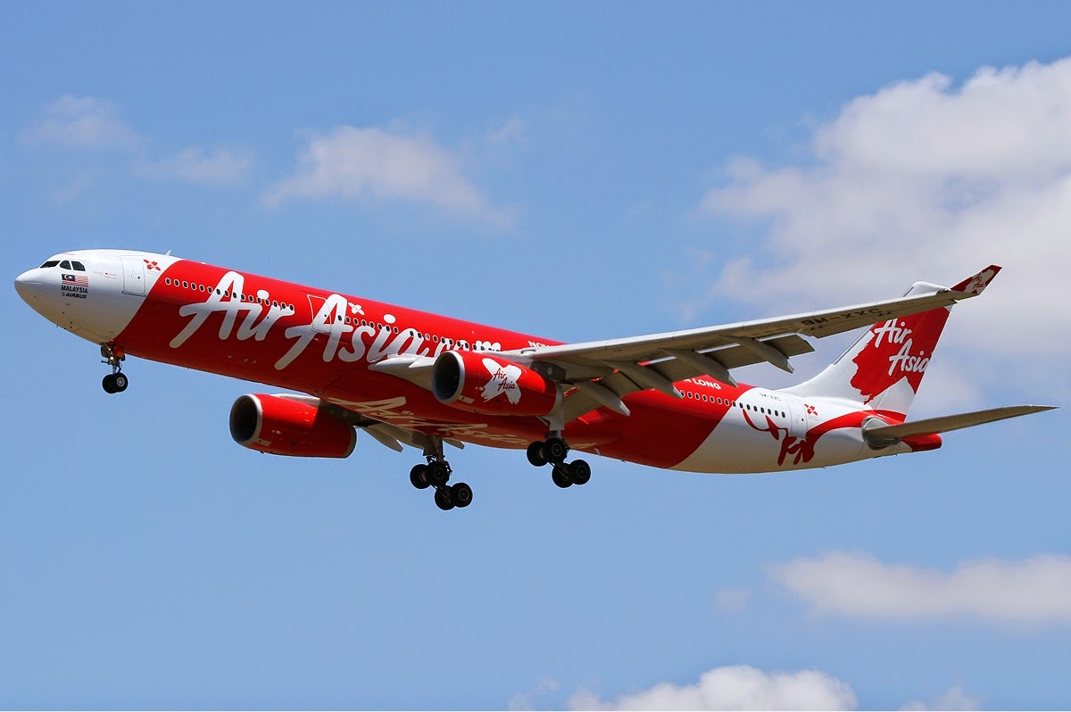 AirAsia listed as the World's Most Dangerous Airlines
