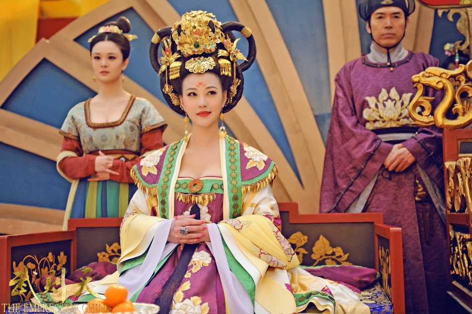 """Kathy Chow saddened by cuts in """"The Empress of China"""""""