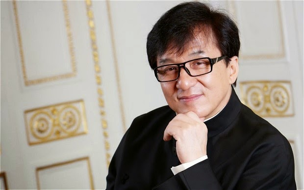 Jackie Chan donates to families of killed fire-fighters