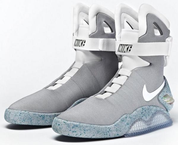 """Nike to release """"Back to the Future"""" shoes"""