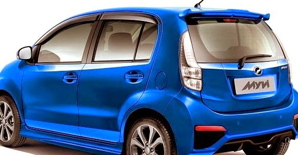 This is how the new MyVi launching in January looks like!