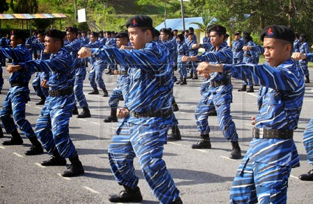 Malaysia's National Service on hiatus for a year