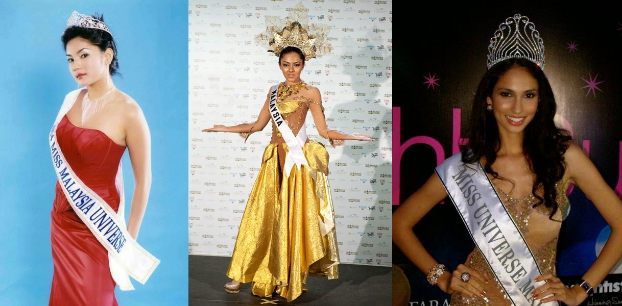 Former Miss Malaysia: Where are they now?
