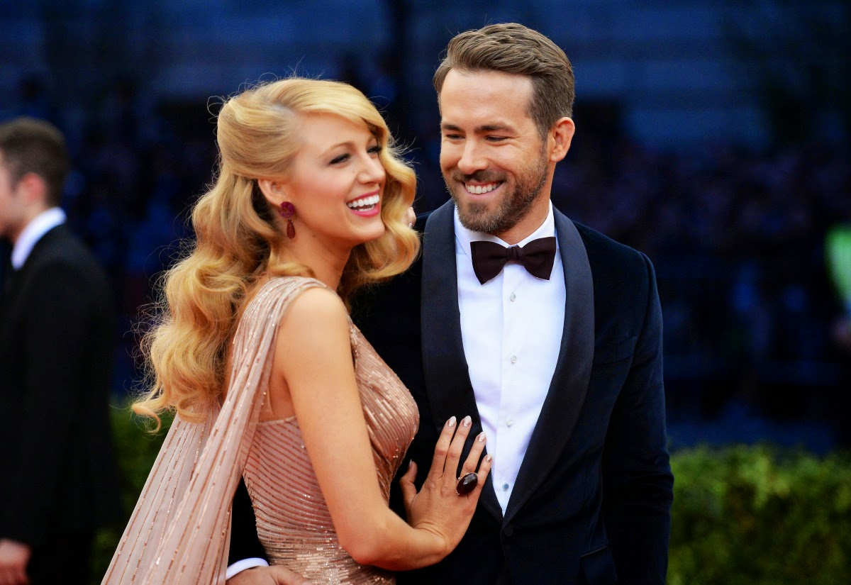 Blake Lively, Ryan Reynolds welcome first child