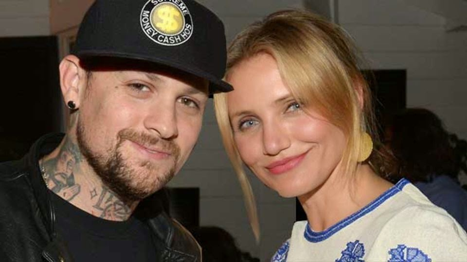 Cameron Diaz and Benji Madden are married