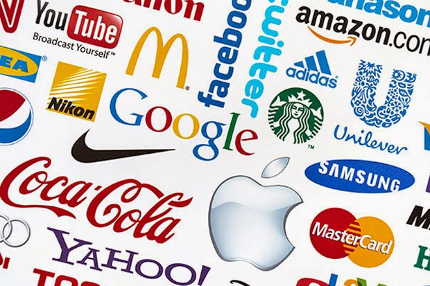 15 famous brands' logo transformations