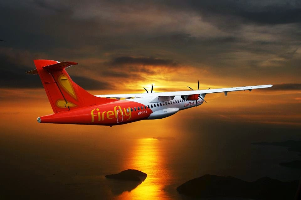 Firefly's RM50 one-way flight promotion starts today