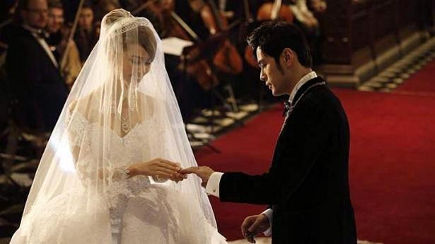 Jay Chou, Hannah Quinlivan are now husband and wife