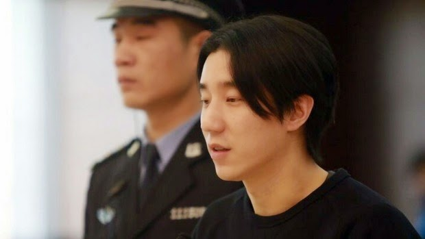 Jaycee Chan writes a remorseful letter to mum