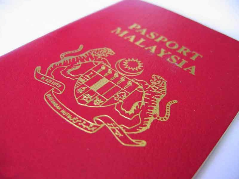 5-year Malaysian passport is now only RM200