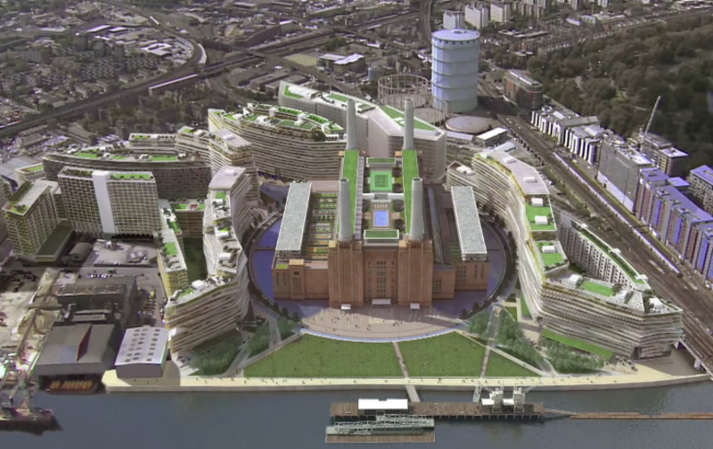 London city will have a Malaysia Square in 2019
