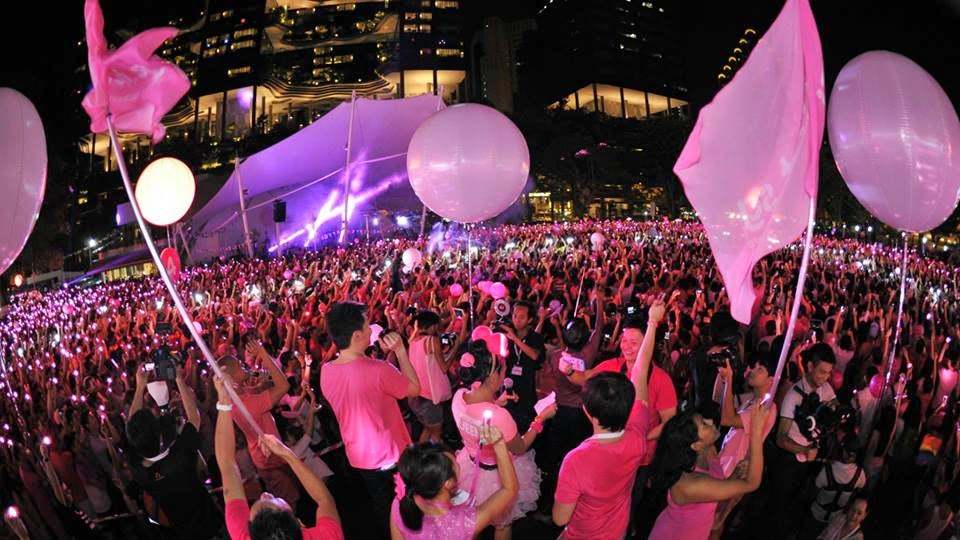 Singapore's LGBT rights event to be held this June
