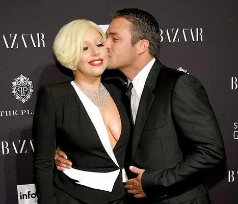 Lady Gaga is now engaged to Taylor Kinney