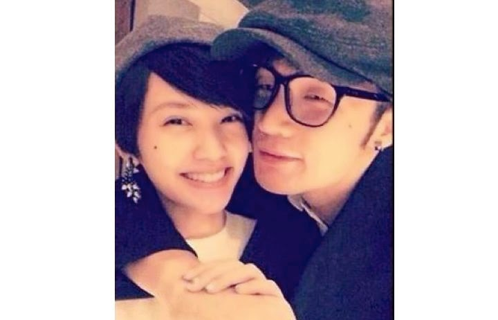 Li Ronghao accidentally posted photo with Rainie Yang