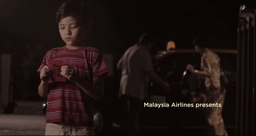 """Malaysia Airlines releases CNY short film, """"Blessings"""""""