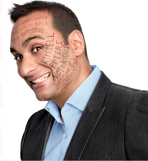 Second show added for Russell Peters' Malaysia show