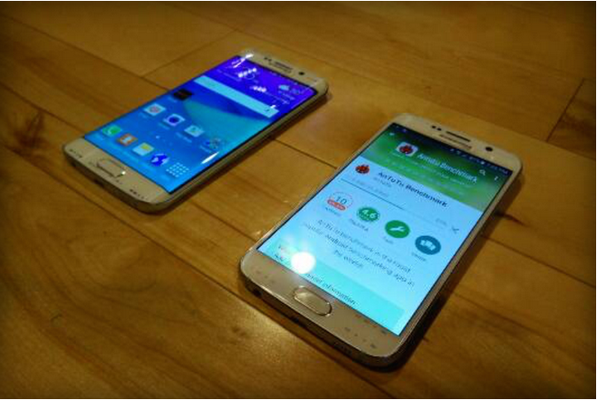 See the leaked photos of the new Samsung Galaxy S6