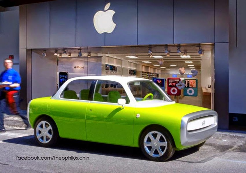 Apple is working on its first electric car, Titan