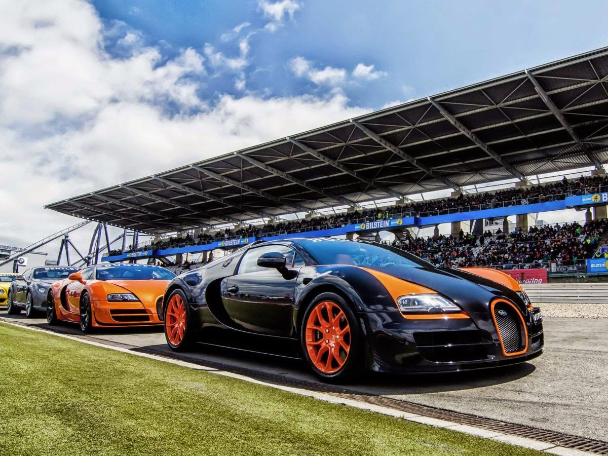 World's most expensive car Bugatti Veyron stops production
