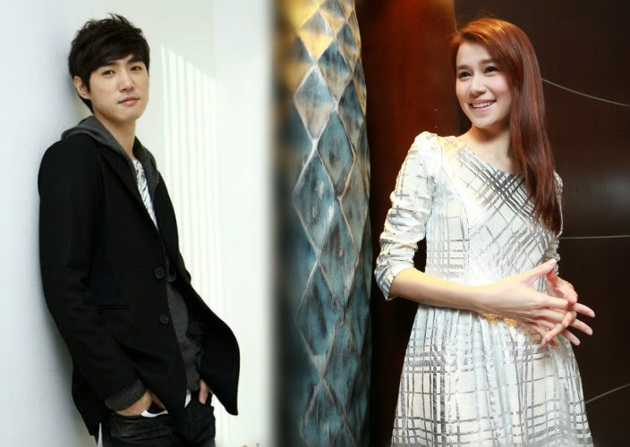 Priscilla Wong to work with g.o.d.'s Danny Ahn