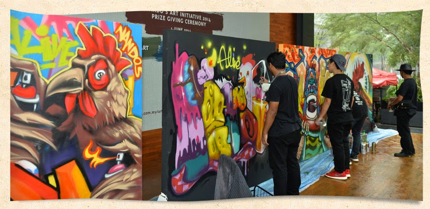 Nando's launches 8th edition of their Art Initiative competition