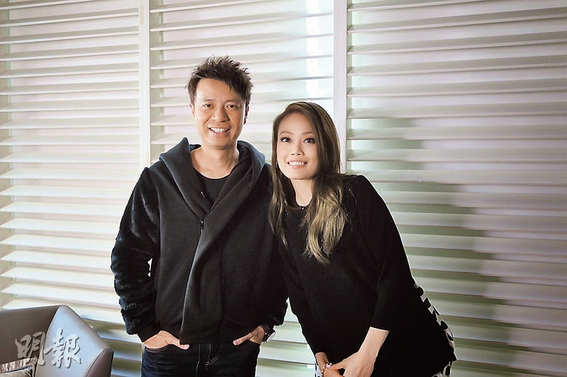 Joey Yung and Hacken Lee to hold concert together