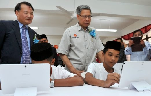 Malaysia's first Samsung SMART Classroom is here