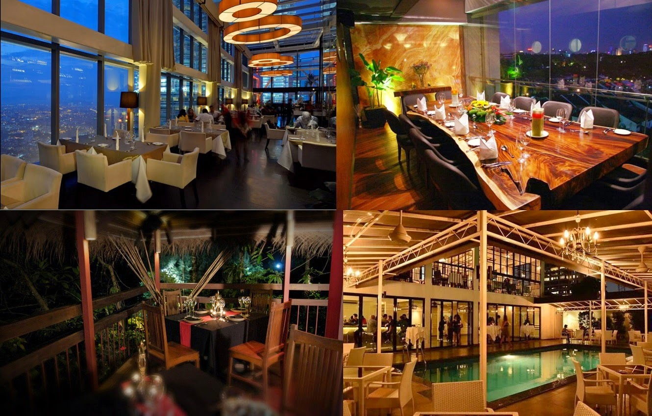 Top romantic places to dine in Klang Valley for Valentines