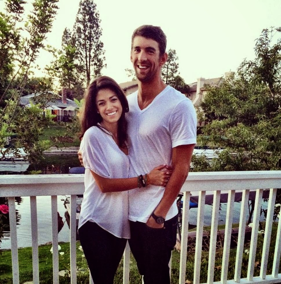Olympic champion Michael Phelps is engaged