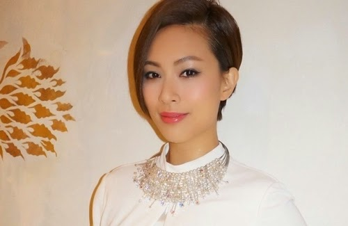 Queenie Chu wants to be proposed to again
