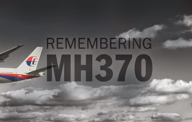 Remembering MH370: Chronology of events