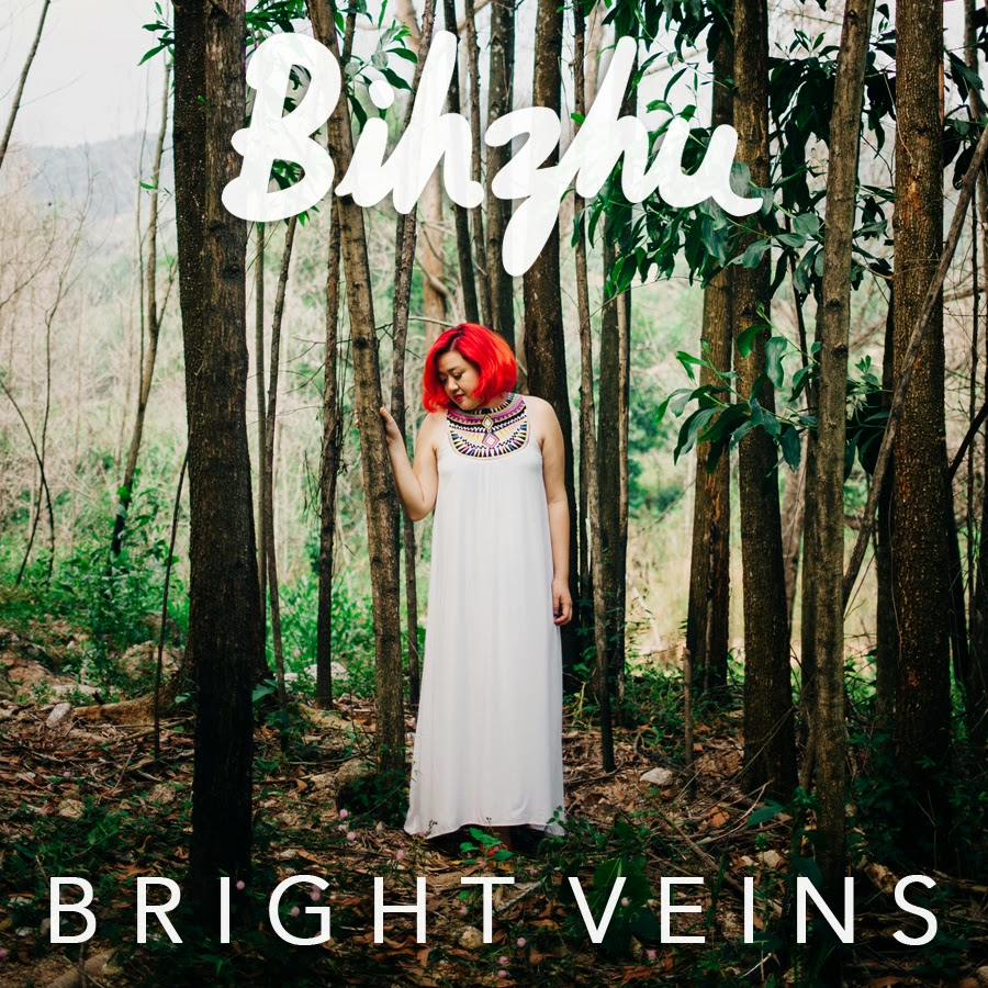 """Song of solace, Bihzhu's """"Bright Veins"""""""