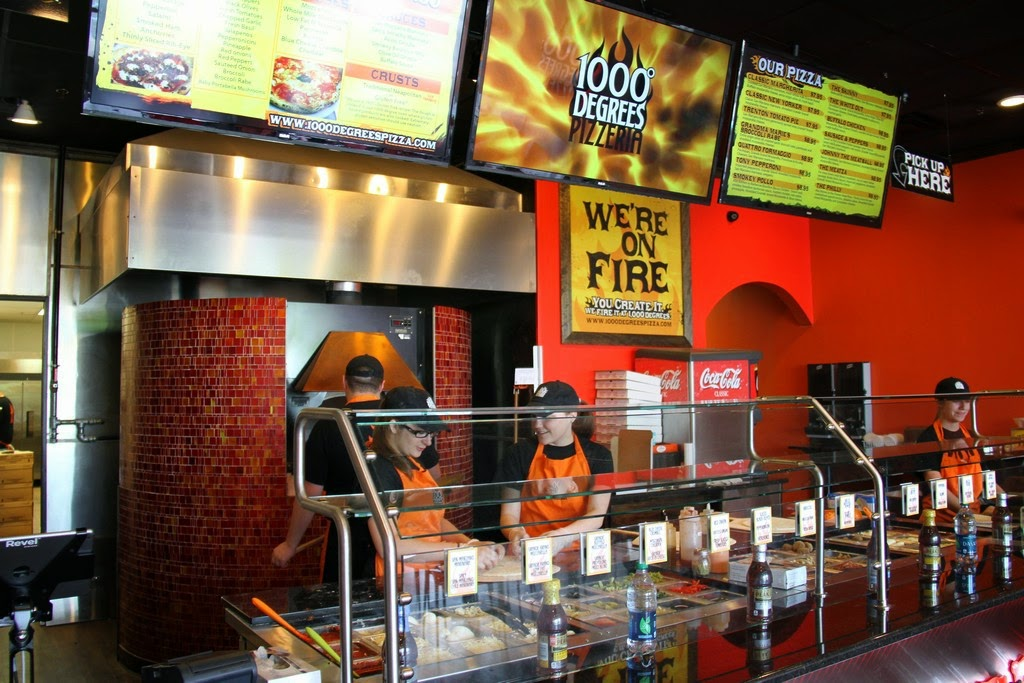 1000 Degrees Pizza makes its way to Malaysia