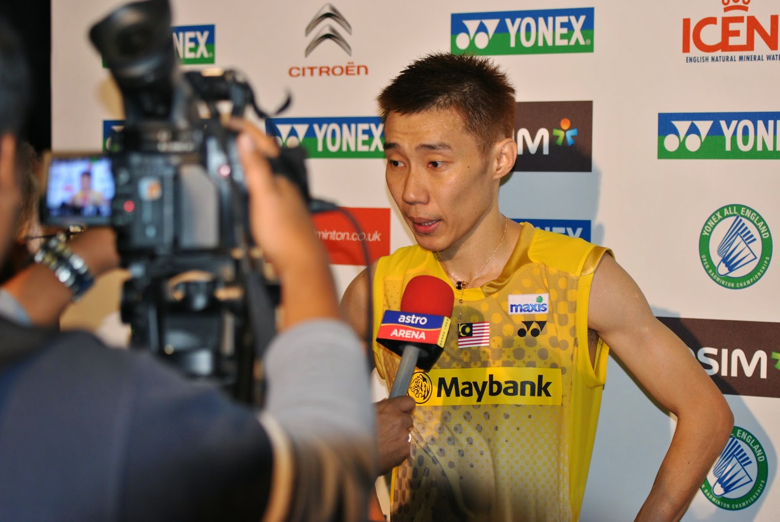 Lee Chong Wei's drug use hearing set for April
