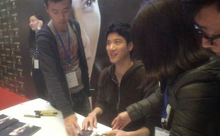 Wang Leehom angered by scalpers