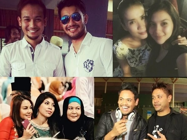 Famous celebrity siblings in Malaysia