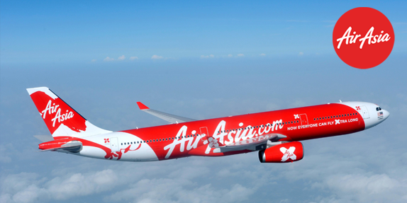 AirAsia offers 20% off for all flights