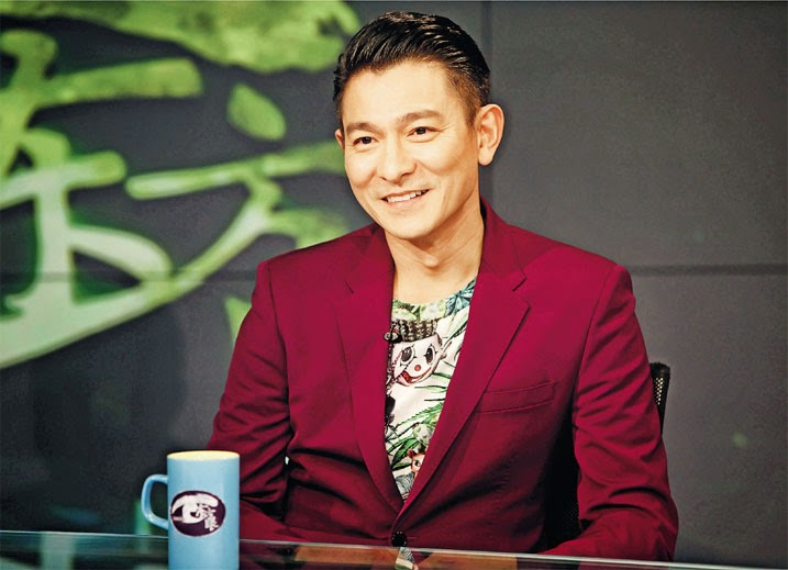 Andy Lau doesn't need another Best Actor award