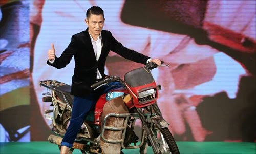 """Andy Lau: """"Lost and Love"""" and """"Dearest"""" not the same"""