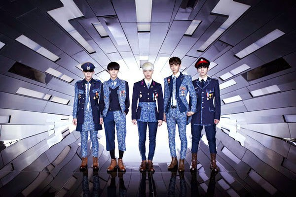 SHINee to join Girls' Generation at F1 post-race concert