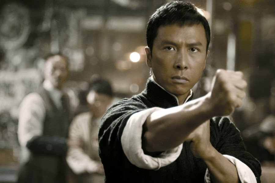 """Donnie Yen refuses to lose weight for """"Ip Man 3"""""""