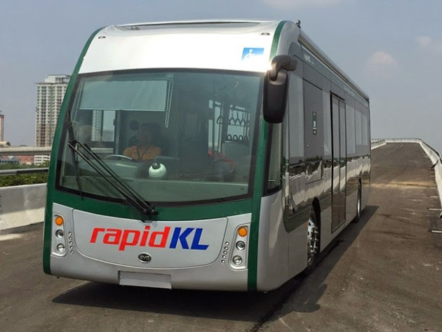 New electric buses for Bandar Sunway this May