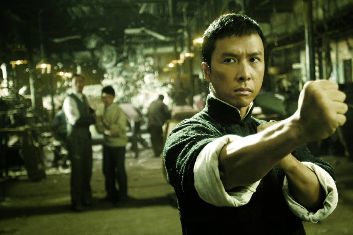 Donnie Yen excited to work with Mike Tyson