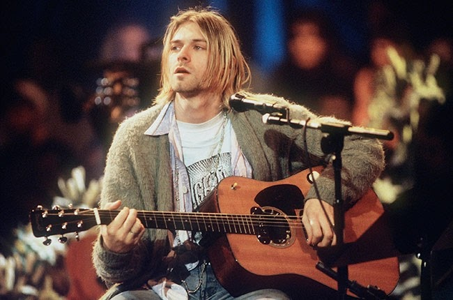 Trailer for Kurt Cobain's HBO documentary is out