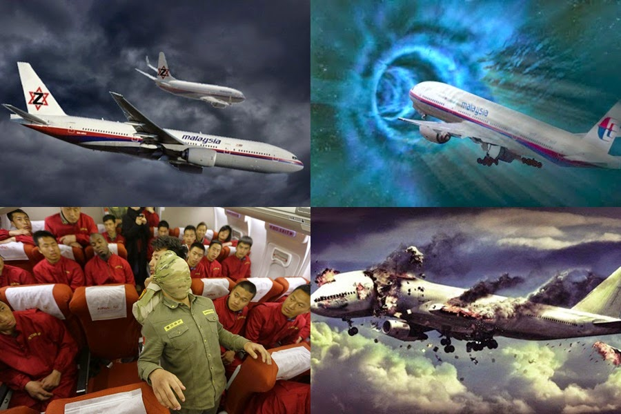 Remembering MH370: Conspiracy theories