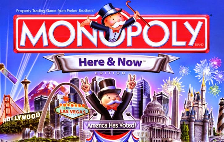 HK, Taipei and Tokyo makes it to new Monopoly