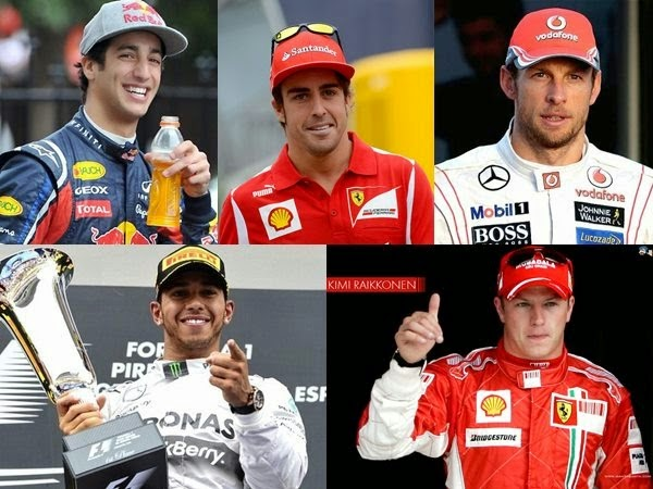 Top 10 highest paid Formula 1 drivers