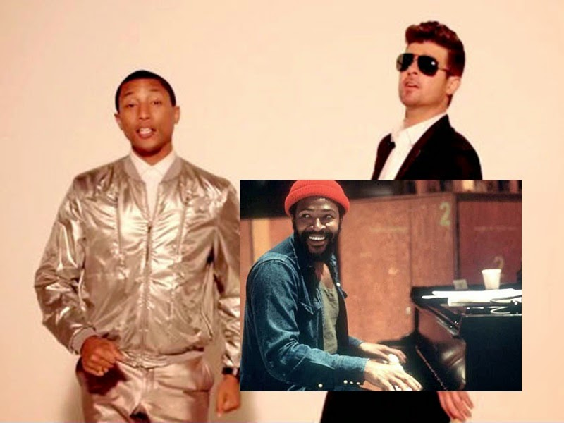 """Thicke and Pharrell paid USD7.4 mil over """"Blurred Lines"""" case"""