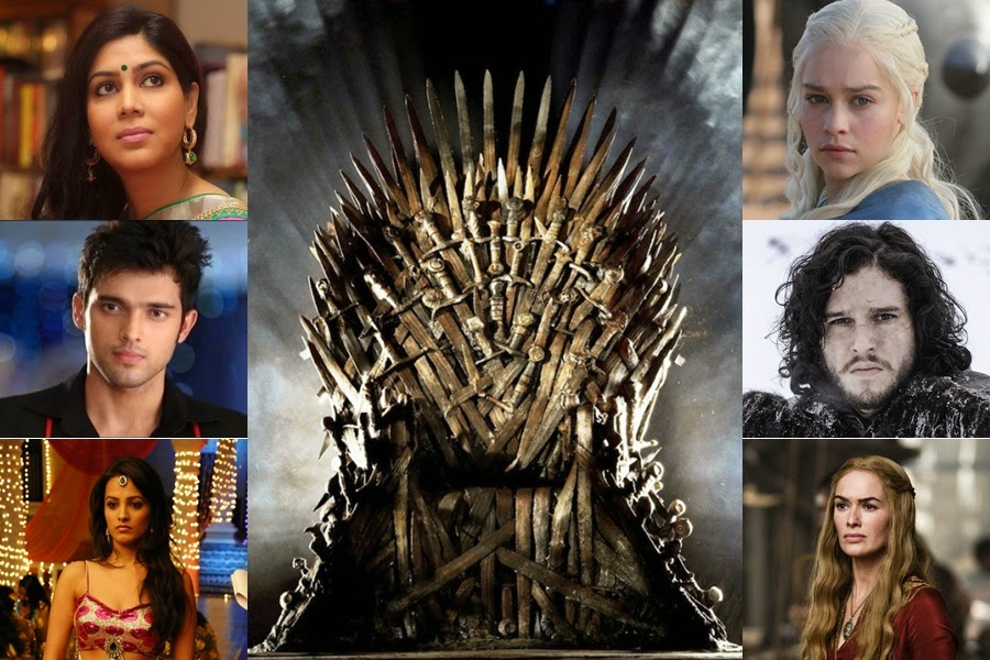 """""""Game of Thrones"""" gets Bollywood remake"""